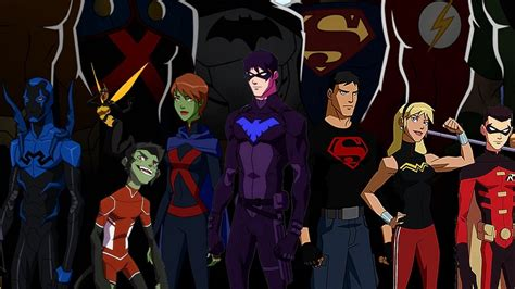 Is Young Justice Heading Back To Comics As Well As Tv