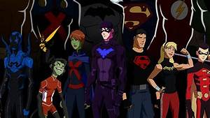 Is YOUNG JUSTICE Heading Back to Comics as Well as TV ...