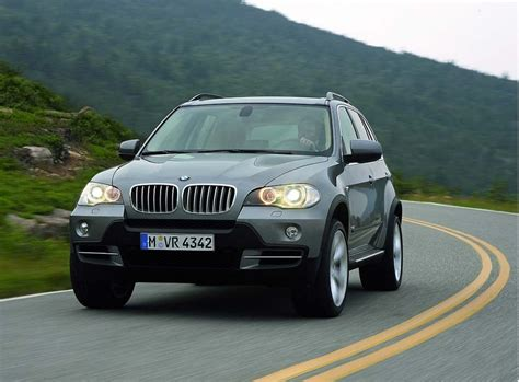 2008 Bmw X5 Picturesphotos Gallery  Green Car Reports