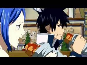 Fairy Tail Juvia And Gray Funny Moments - Fairy Tail OVA 7 ...