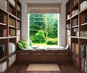 a, reading, nook