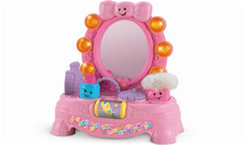 fisher price vanity fisher price laugh learn magical musical