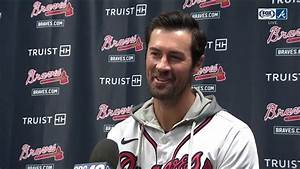 Cole Hamels discusses signing with Braves - YouTube