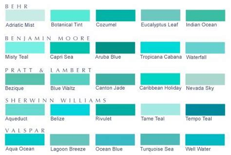 colour turquoise colour chart search for the