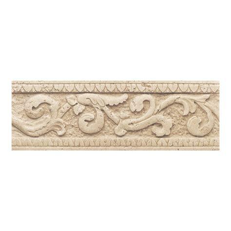 Tile Edge Trim by Shop American Olean Designer Elegance Florence Ceramic