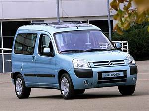 Citroen Berlingo Specs - 2002  2003  2004  2005  2006  2007  2008