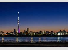 The World's Tallest Tower Tokyo Skytree