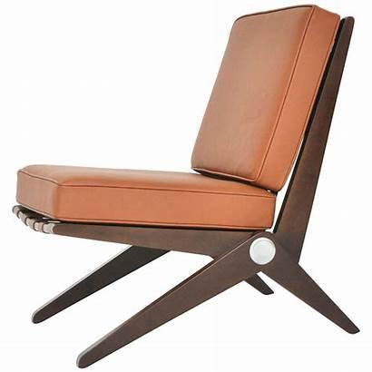 Chair Jeanneret Pierre 1stdibs Scissor Chairs Furniture