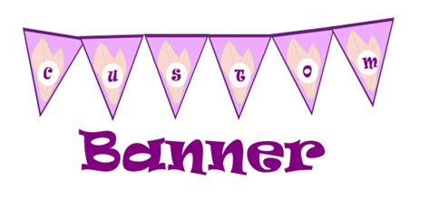 free printable birthday banners personalized 6 best images of custom birthday banners free printable