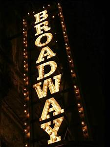 Broadway Theater New York NY Show Schedule Tickets