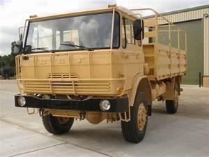 DAF YA4440 4x4 Drop Side Cargo Truck for sale