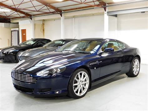 Used 2008 Aston Martin Db9 Coupe V12 For Sale In Kineton