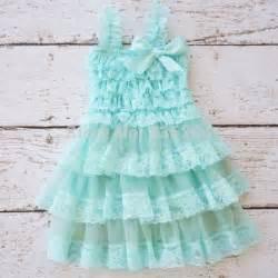 toddler wedding dresses aqua lace toddler baby dress blue dress vintage toddler rustic flower wedding dress