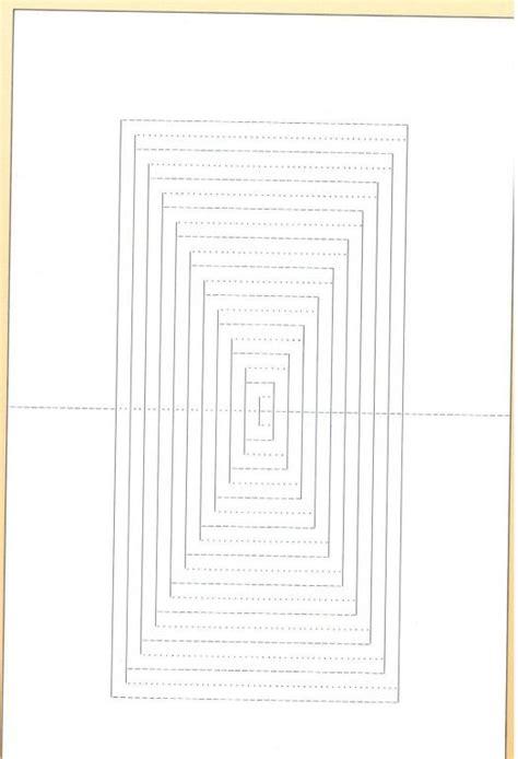 2012 origami arquitectonico pop up platillas 2012 paper cutting