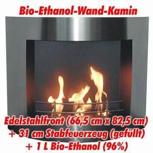 Bioethanol Kamin Bilder : bio ethanol bioethanol wand edelstahl kamin ofen ~ Lizthompson.info Haus und Dekorationen