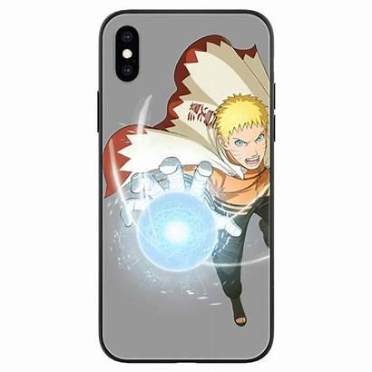 Case Naruto Iphone Phone Led Rasengan