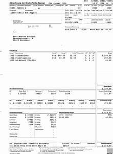 Abrechnung Der Brutto Netto Bezüge Pdf : sozialversicherungsnummer lohnabrechnung ~ Themetempest.com Abrechnung