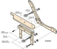 swing plans woodworking printable porch swing plans