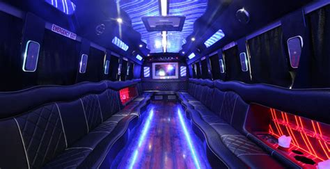 Places To Rent A Limo Near Me by Are Buses Safe