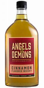 Cinnamon Whisky | Angels & Demons | Bay Ridge Wine & Spirits