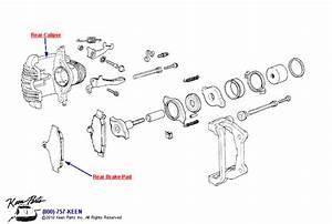 Corvette Diagrams   1963 Corvette Engine Compartment