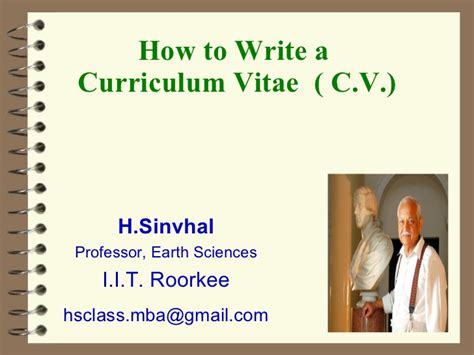 02 ppt how to make a cv