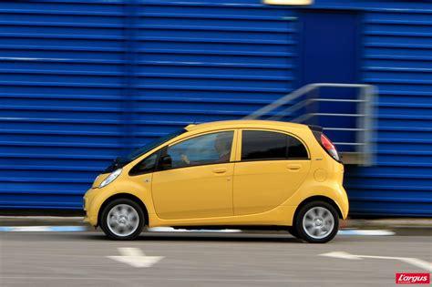 Peugeot Ion 1er Essai De La Peugeot Ion Lectrique