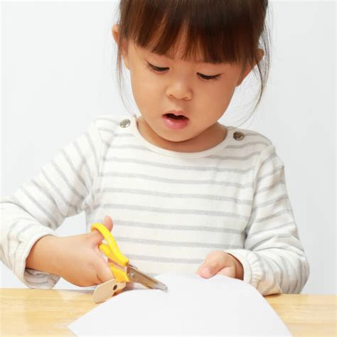 Beginner Cutting Skills For Toddlers And Young Kids The