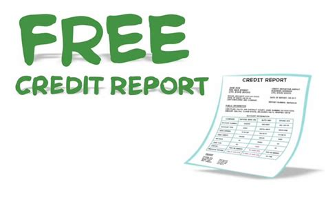the essence of free credit reports from all 3 bureaus