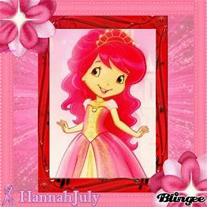 Princess Strawberry Shortcake Picture #131525448 | Blingee.com