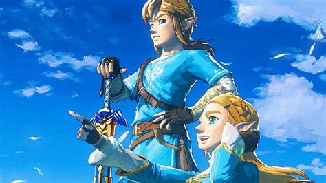 Is Nintendo Already Working On A Zelda Sequel?