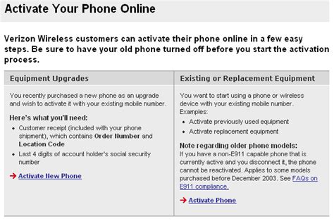 verizon activation phone number the ultimate quot how to quot site how to activate a verizon