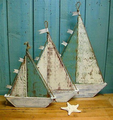 wooden sailboat beach house pinterest