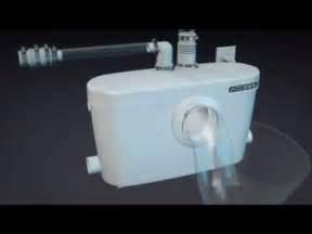 saniflo toilets and macerators youtube