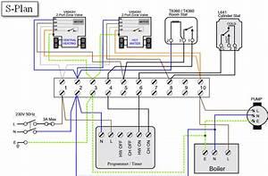 Boiler  Boiler Wiring