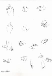 HOW TO DRAW: MANGA HANDS by AntonioMck on DeviantArt