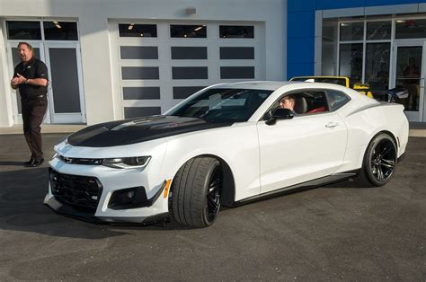 2018 Chevrolet Camaro Zl1 1le Is Your Supercharged Z/28