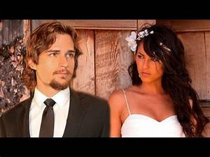 Barbara Mori Married To Jon-Michael Ecker - YouTube