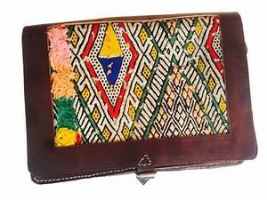 besace kilim babouche maroccom With tapis berbere avec canapé cuir conforama avis