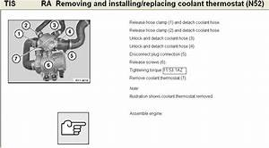 Anyone Have A Diy For Thermostat Replacement For N52