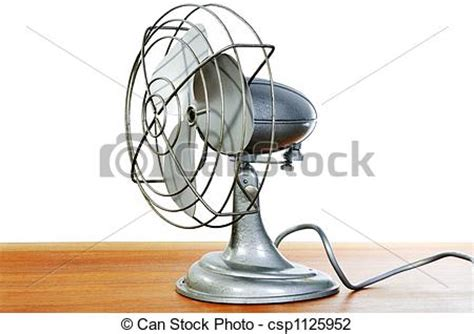 fashioned fan stock photo of classic electric fan an old fashioned metal electric fan csp1125952 search