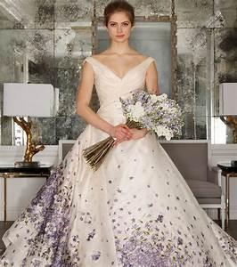 Die Schönsten Hochzeitskleider : die sch nsten hochzeitskleider in farbe f r 2017 ~ Frokenaadalensverden.com Haus und Dekorationen