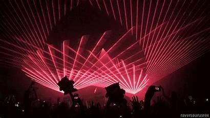 Laser Rave Gifs Trippy Lights Concert Lasers