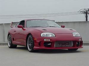 GT Wallpaper - Fond d'ecran Toyota Celica et Supra