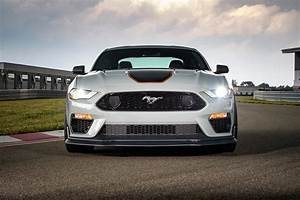 Mustang Mach 1 fastback : coupé track-day ponycar [Ford 5.0L V8] 480hp