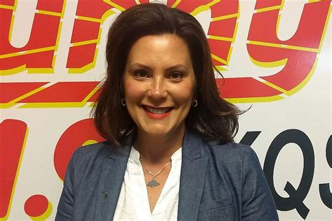Governor Gretchen Whitmer Discusses Opening Of U.P. Bars ...