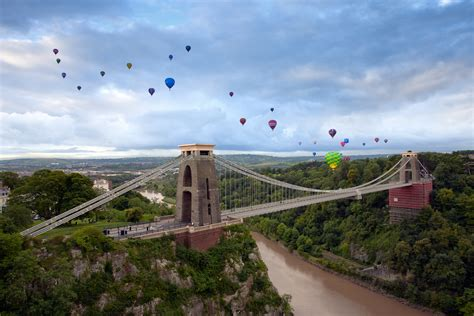 hot air balloons  banksy  bristol government business