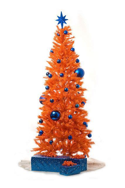 orange christmas tree by dacali via flickr oh christmas