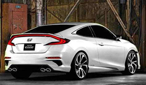 2020 Honda Civic Si Sedan by 2020 Honda Civic Review Specs And Price Sedan Car Review