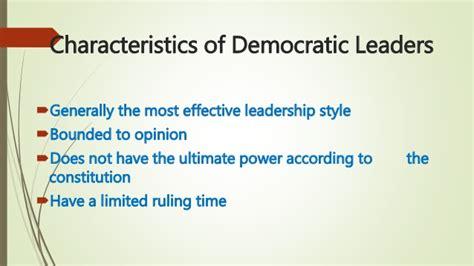 leadership  political science